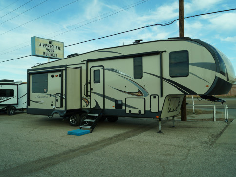 New & Used RV's